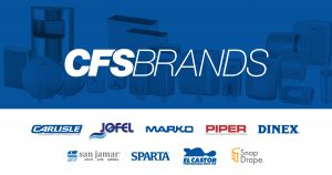 CFS BRANDS ACQUIRES JOFEL INDUSTRIAL